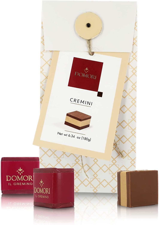 Domori Cremini in Pochette di Carta, 180 Grammi