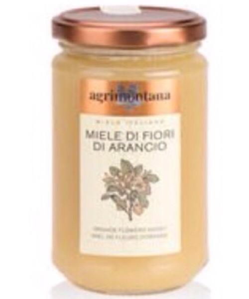 Miele fiori arancio Agrimontana da 400gr