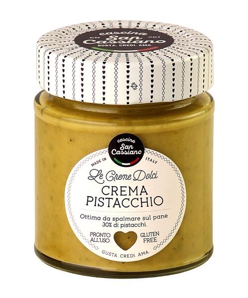Crema pistacchio Cascina San Cassiano