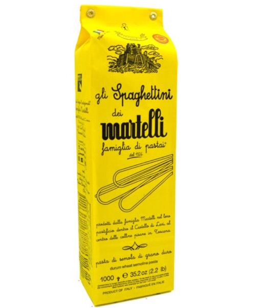 Spaghettini di Toscana Martelli